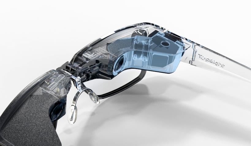 3עיצוב תעשייתי משקפיים טופסייט-5 סטודיו למה